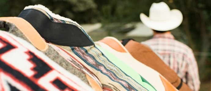 Quel tapis de selle choisir ?